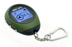 Компас с GPS Mini GPS PG03