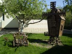 Мебель садовая (Мельница)