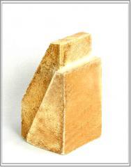 Кирпич кислотоупорный радиальный (продольный и