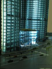 The architectural model - the building model for