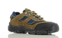 Туфли кожанные X2020Р S3 SRC,  металлический...