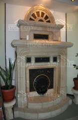 Design of the furnace buleryan, portals for