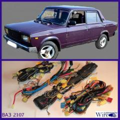 Wires for automobiles