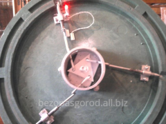 Kolodets+lyuk+zamok. Special Locks for Hatches of