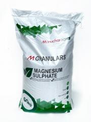 Удобрение Сульфат магния ManucharAgro
