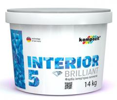 Лакокрасочные материалы водоразбавляемые - воднодисперсионные краски Kompozit®