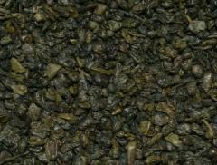 Leaf tea Chinese TM NADIN Chinese gunpowder