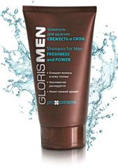Men shampoo Freshness and Sil