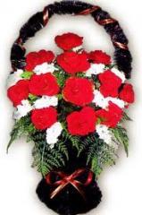 Ритуальные корзины. Купить в Украине.