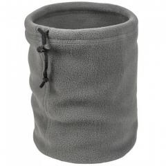 M-Tac шарф-труба с затяжкой флис серый