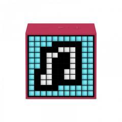 Акустика портативная DIVOOM Timebox-mini розовая