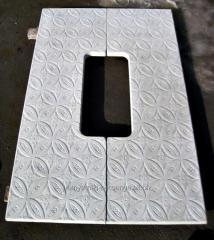 Противоусадочные плиты под памятник, надгробия