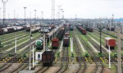 Products rubber for the railroads in Ukraine to