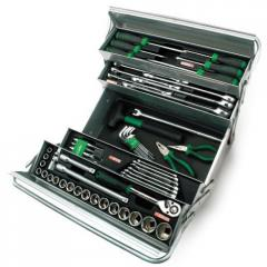 Ящик с инструментом 5 секций 63 ед. GCAZ0039