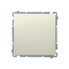 Одиночна замикаюча кнопка без піктограми (модуль)