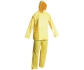 Raincoats and jackets protective from rain,
