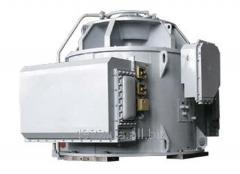 Электродвигатели типа ВАНЗ, ВАН-5 вертикальные для