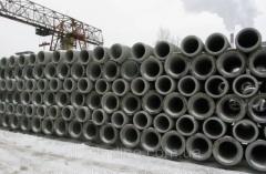 Трубы железобетонные безнапорные ТС 40.25-3