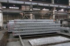 Плиты перекрытия ПК 39-10-8