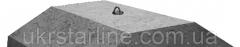 Плиты ленточных фундаментов ФЛ 32.8-2 780х3200х500мм