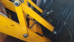 Капитальный ремонт навесного оборудования JCB 4cx.