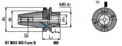 Hard-alloy shafts from TaeguTec