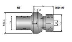 Цанговые патроны CC-MB-ER TaeguTec