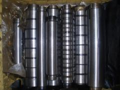 Комплект оси втулки для термопластавтомата ДЕ