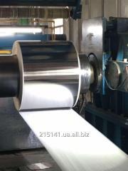 Предлагаем рулоны н/ж AISI 304 х/к 0,5-1,0 мм