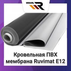 ПВХ мембрана Ruvimat E12 толщиной 1,2 мм для