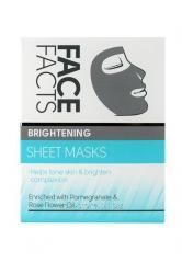 Маска тканевая для лица Face Facts Brightenin