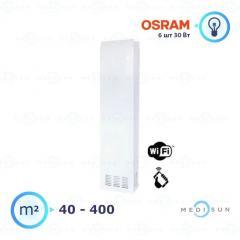 Рециркулятор бактерицидный медицинский рециркулятор воздуха АЭРЭКС-ПРОФЕШНЛ 560 с WiFi Завет, лампа Osram