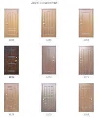 Двери входные Двери с накладками МДФ продажа