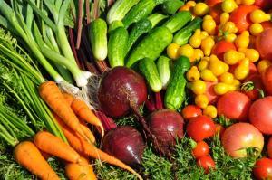 Пакетированные семена овощных культур, семена