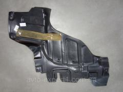 Protection of the car motor