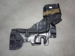 Защита двигателя пластиковая правая Geely MK2