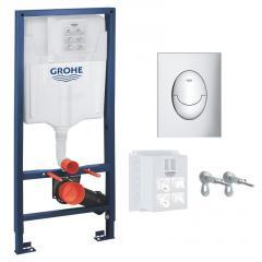 Комплект для подвесного унитаза GROHE Rapid SL 3в1