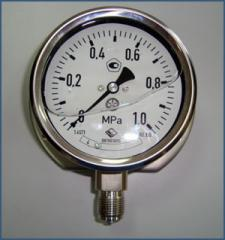Manometers boiler (always available)