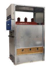 High-voltage switchgears