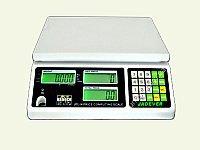 Scales trade electronic JPL-N 15K
