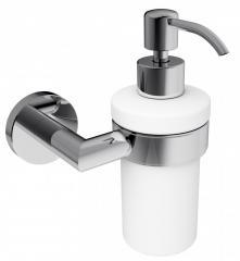 Дозатор для мыла, IMPRESE HRANICE 170100 хром