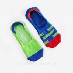 Носки-следы Dodo Socks набор Croco 39-41