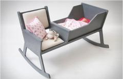 Кресло качалка-колыбелька