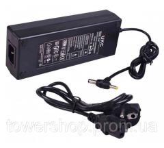 Блок питания адаптер 12V 10A для SMD лент и др