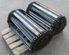 The conveyor for a cattlefeeder (KTU-10)