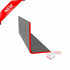 The roll-formed angle from a warehouse and under