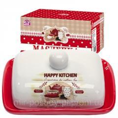 Масленка 'Happy Kitchen'
