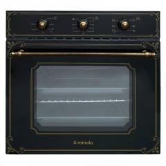 Встраиваемый духовой шкаф Minola OE 66134 BL