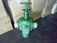 Gas reducer of AR-033