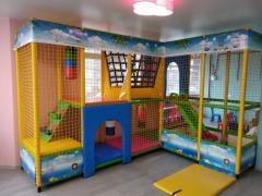 Детский лабиринт для игровой комнаты